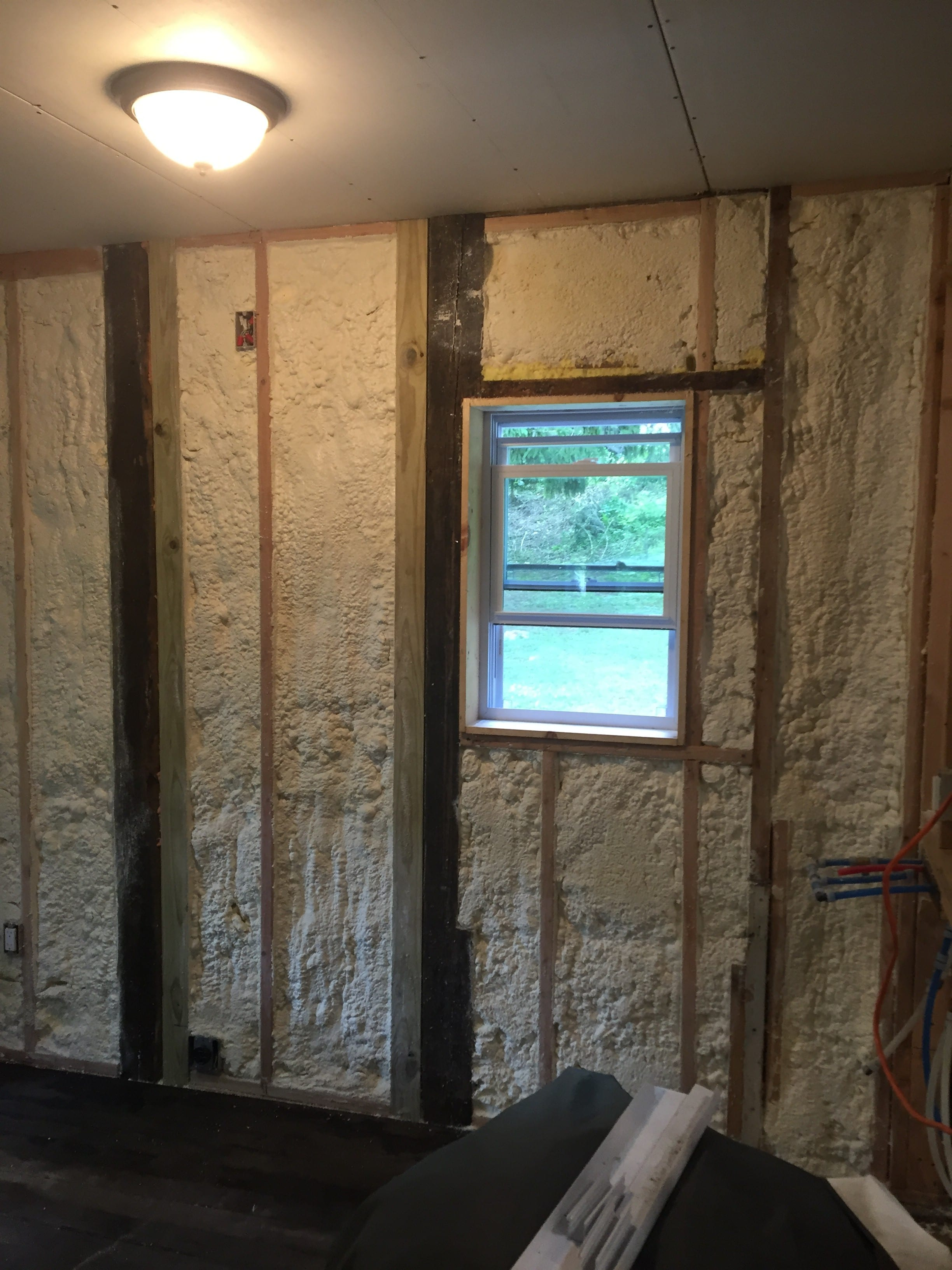 spray foam insulation company wakefield ri