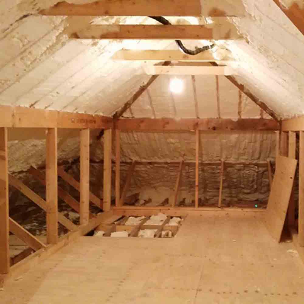 superior insulation services attic insulation connectciut